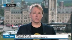 Bruce Linton: What Canopy is doing is like Amazon's growth strategy