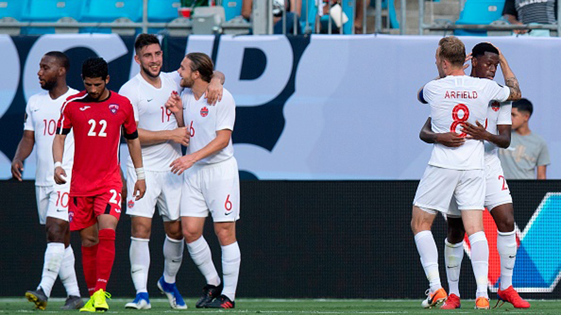 'They're dismantling teams': Canada dominates Cuba ahead of Gold Cup QFs