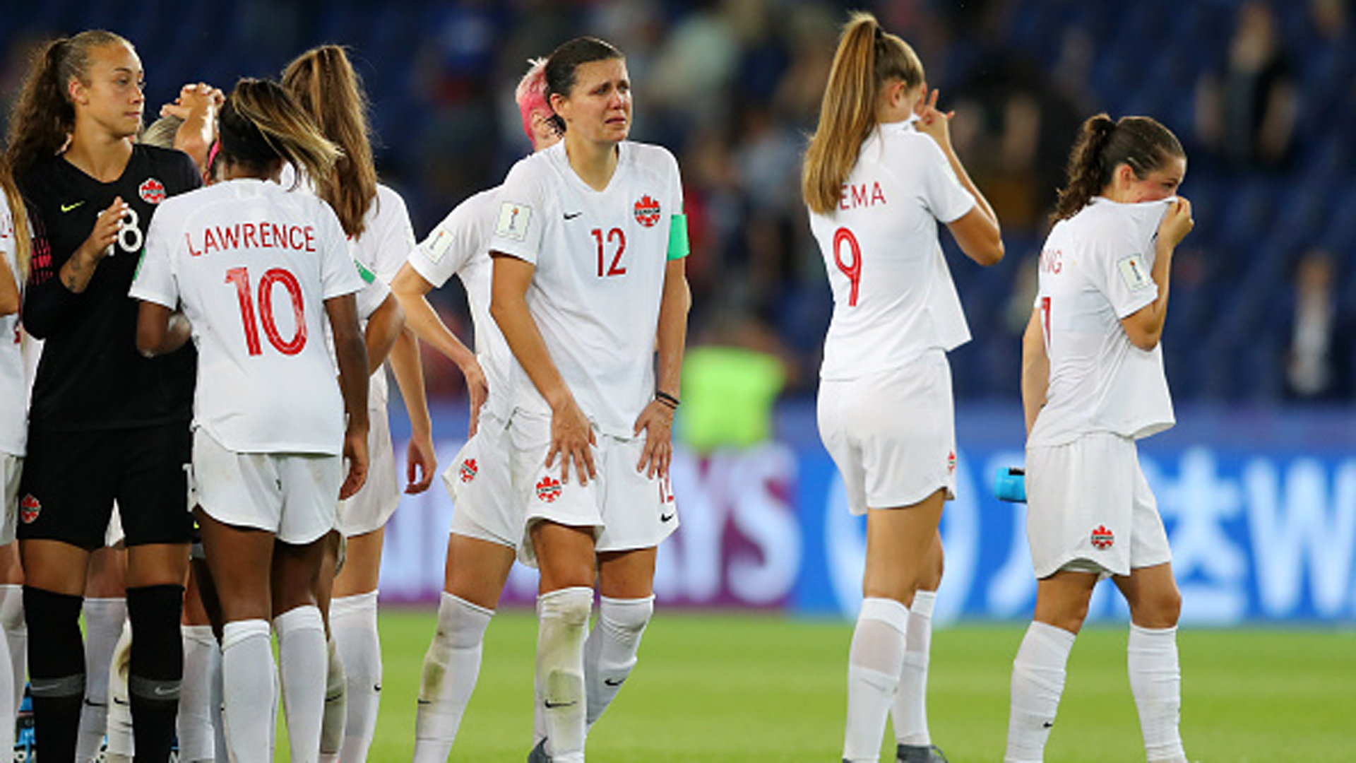 b0b346dce Canada eliminated from FIFA Women's World Cup with loss to Sweden - TSN.ca