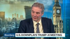 Markets Aren't Ready for No Trump-Xi Meeting at G-20: Chillingworth