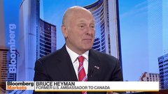 Tears, frustration and disappointment: Bruce Heyman on the state of Canada-U.S. relations