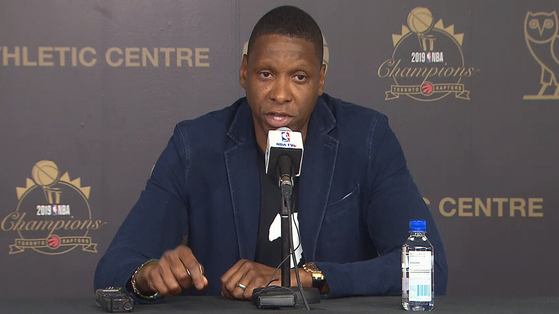 Ujiri: We want to experience this moment again and again, we will win some more