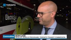Power Shift: Toronto's transit operator puts electric buses into service