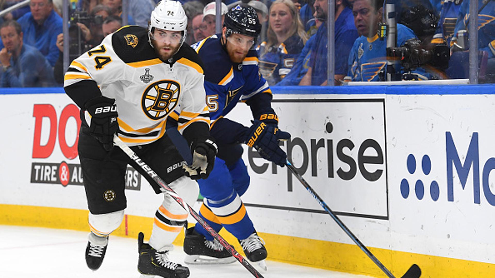 DeBrusk's stellar effort critical in Bruins' Game 6 victory
