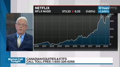 David Cockfield discusses Netflix