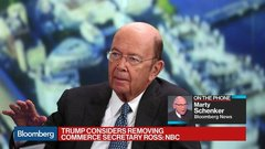 Trump May Oust Commerce Sec. Ross After Census Defeat: NBC
