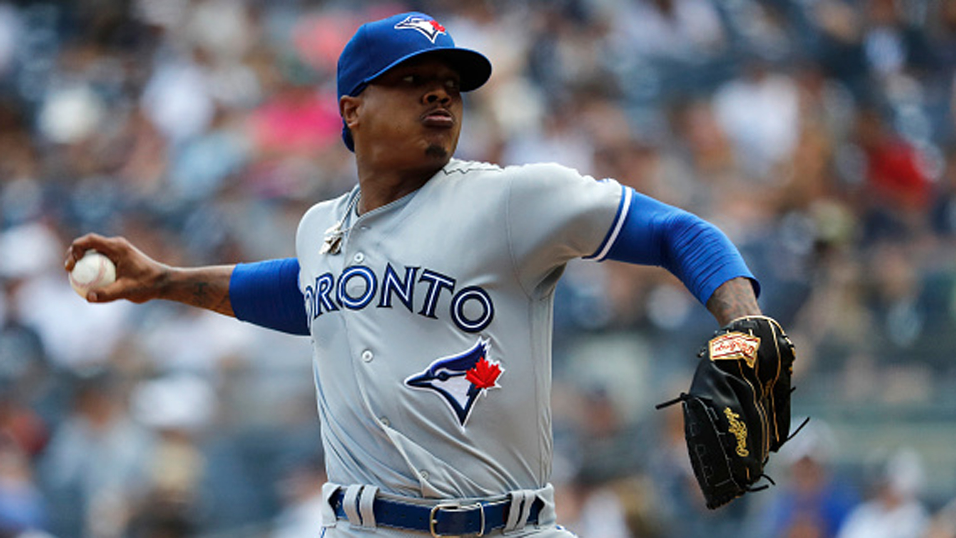Phillips: I'd be surprised if Stroman makes another start for Blue Jays