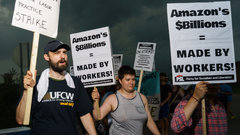 Croxon: Maybe it's time to unionize Amazon workers