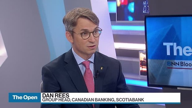 'I'm extremely positive': Scotia's Dan Rees on Canada's economy