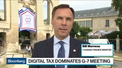 Morneau on digital taxation, Libra, the economy and new NAFTA