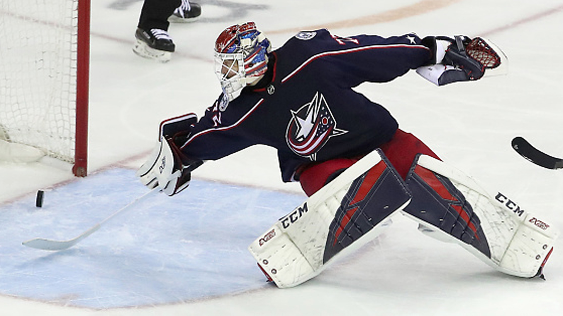 Bobrovsky Says He Came To Florida Panthers To Win The Stanley Cup
