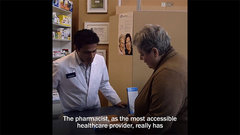 Empowering pharmacists with on-site diagnostics for patient care