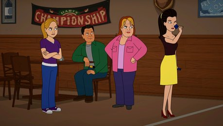 The Comedy Network – Corner Gas Animated