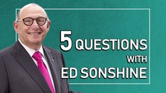 5 Questions with RioCan REIT CEO Ed Sonshine