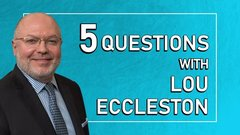 5 Questions with TMX CEO Lou Eccleston