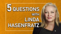 Linda Hasenfratz says this is the one thing women in business need