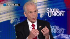 Navarro's rosy trade outlook at odds with '99.999% of economists'