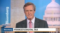 France Shouldn't Act Unilaterally on Tech Tax, NFTC's Yerxa Says