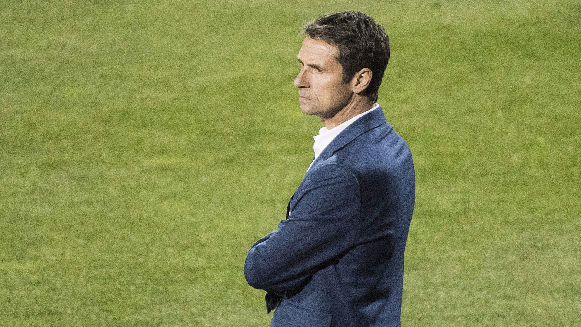 Impact fire head coach Garde; hire Cabrera