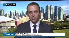 Landmark Cinemas Canada CEO Bill Walker on innovation in the movie theatre business