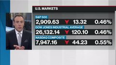 BNN Bloomberg's mid-morning market update: August 23, 2019