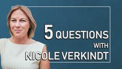 I'm an ice cream connoisseur: 5 questions with OMX CEO Nicole Verkindt