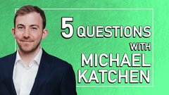 Happiest in a canoe on the water: 5 questions with Wealthsimple CEO Michael Katchen