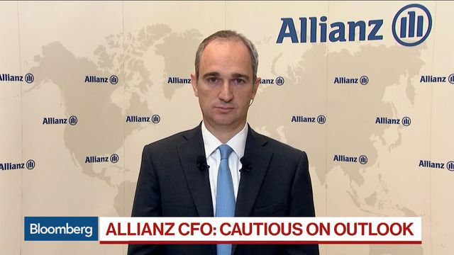 We Are Cautious on Outlook Says Allianz's CFO - Video - BNN