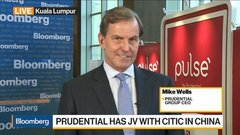 Prudential CEO Wells on 'Pulse' Health App, Asia Strategy