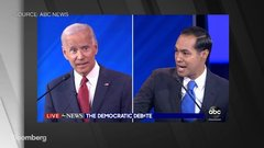 Castro to Biden: 'Are You Forgetting What You Said Two Minutes Ago?'