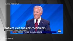 Biden Battles Sanders, Warren on Health Care