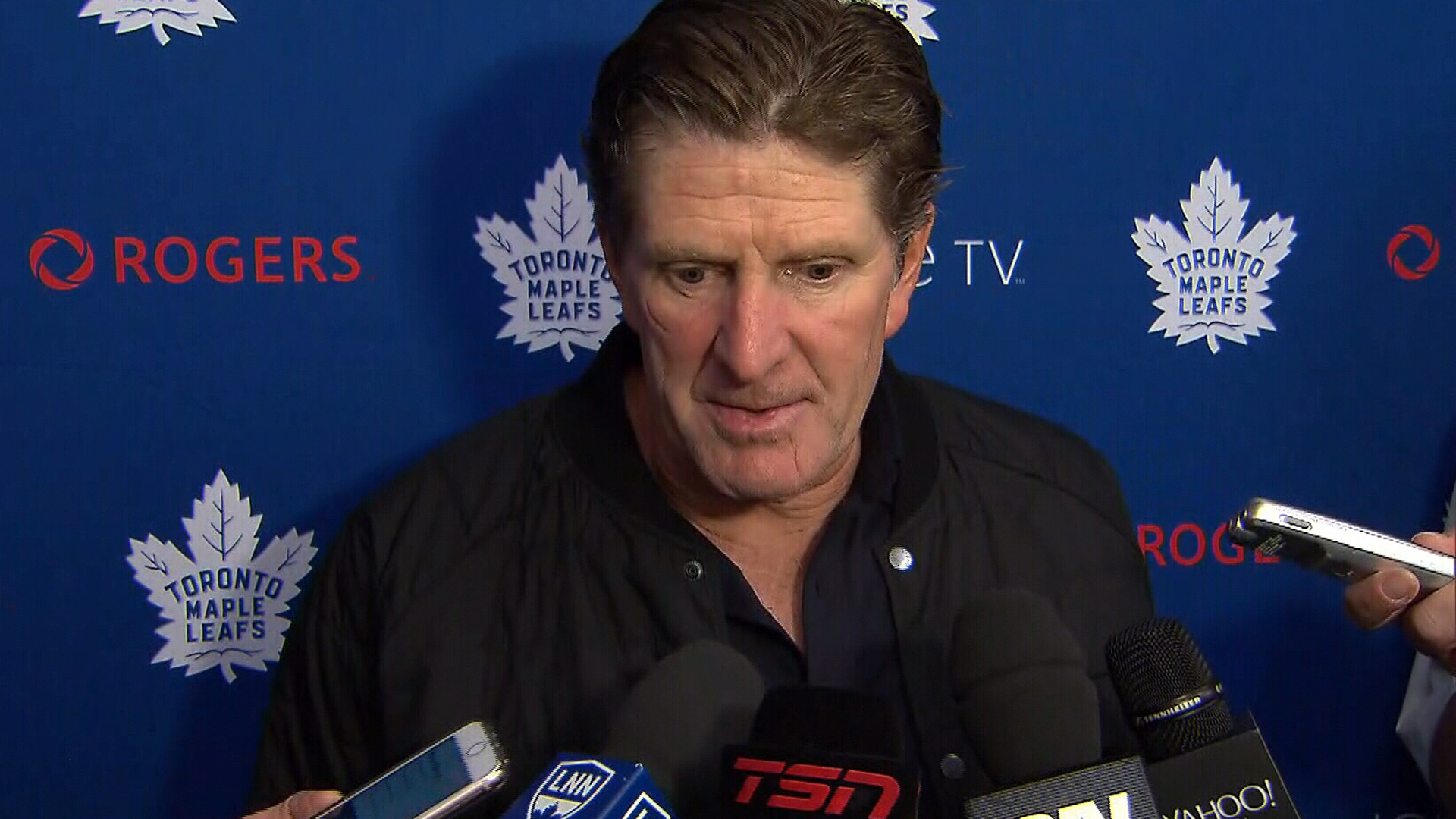Babcock on Muzzin-Barrie pairing: 'They compliment one another'
