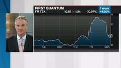 Commodities update: First Quantum denies takeover talks; K+S to curb potash production