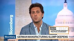 Germany Needs a Green New Deal to Help Economy, CFR's Matthijs Says