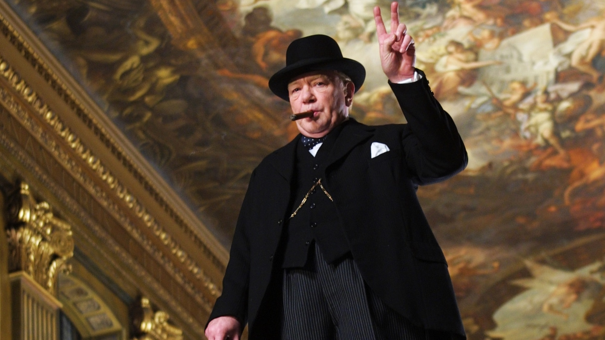 Churchill : pour l'amour d'un empire