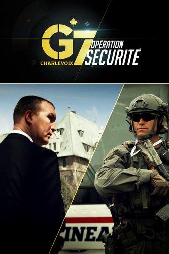 G7 Charlevoix : opération sécurité
