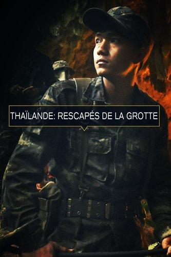 Thaïlande : rescapés de la grotte