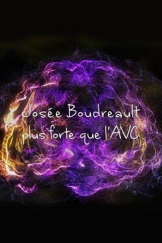 Josée Boudreault plus forte que l'AVC