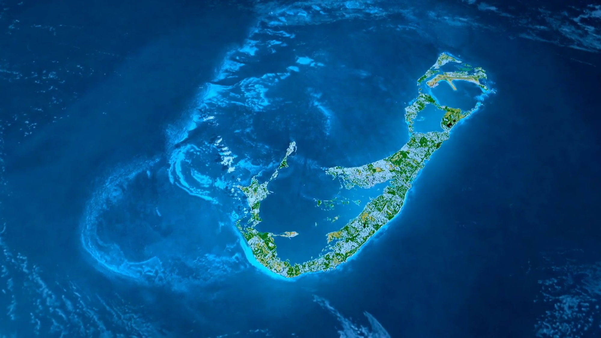 Le triangle des Bermudes dévoilé