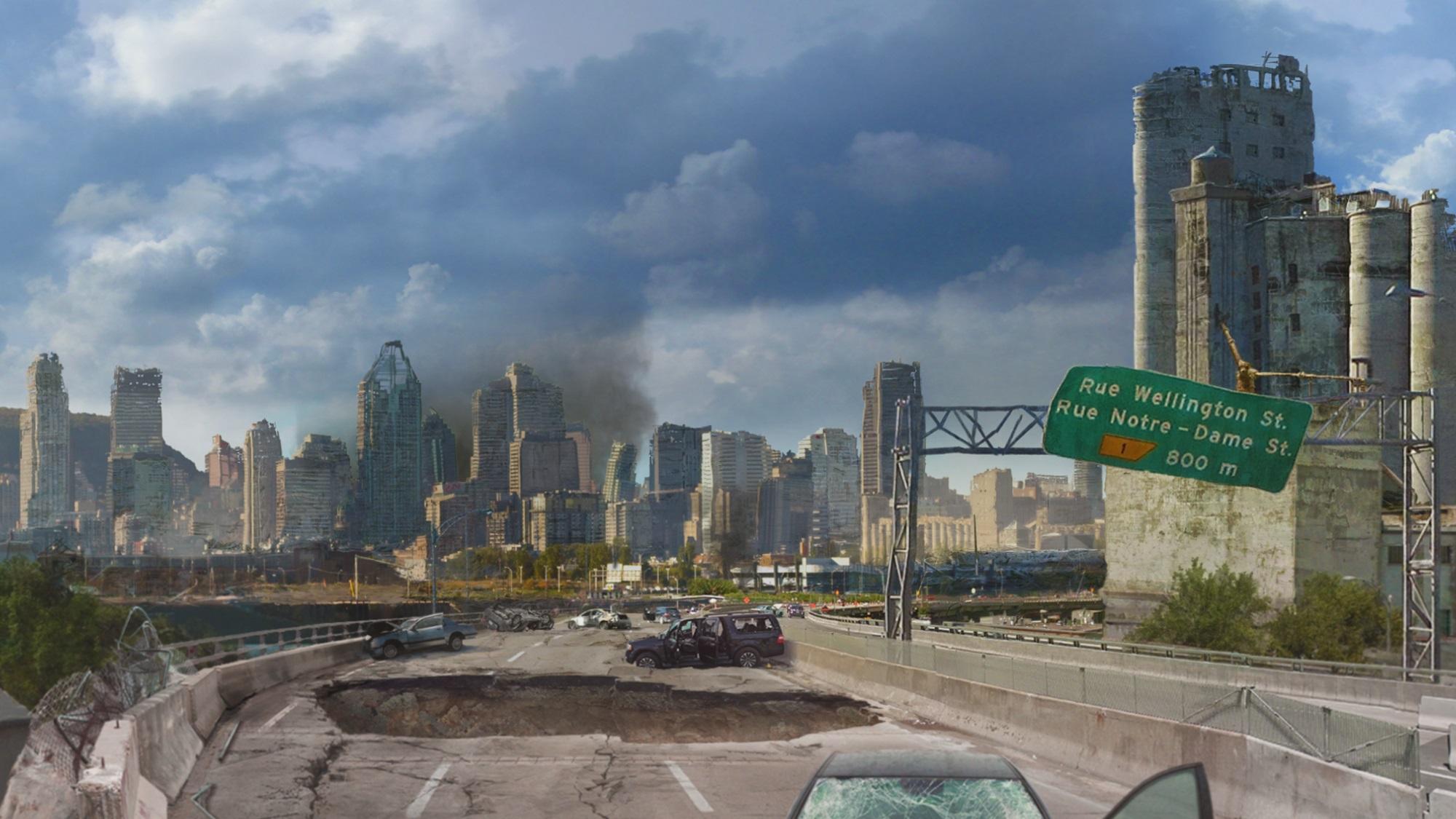 Et si l'Apocalypse...