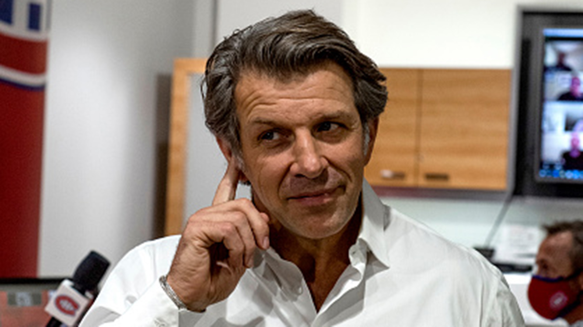 Is Bergevin done making moves?