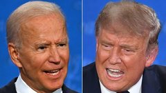 Biden Leading Trump by About 8% in Polls: RealClearPolitics