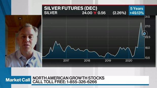 Jason Del Vicario discusses silver