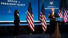Biden Wins Access as Agency Gives Him Transition Authority