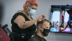 Pandemic puts hair salons in startup mode: Ray Civello