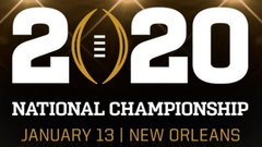 College Football Playoff National Championship - Clemson vs. LSU