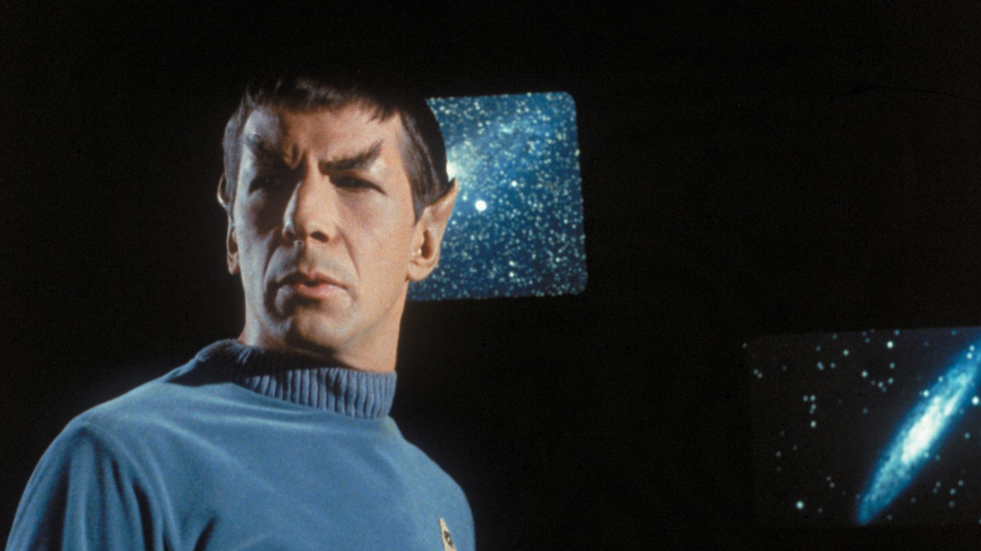 Star Trek : la cage