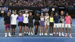 2020 Australian Open: Rally for Relief