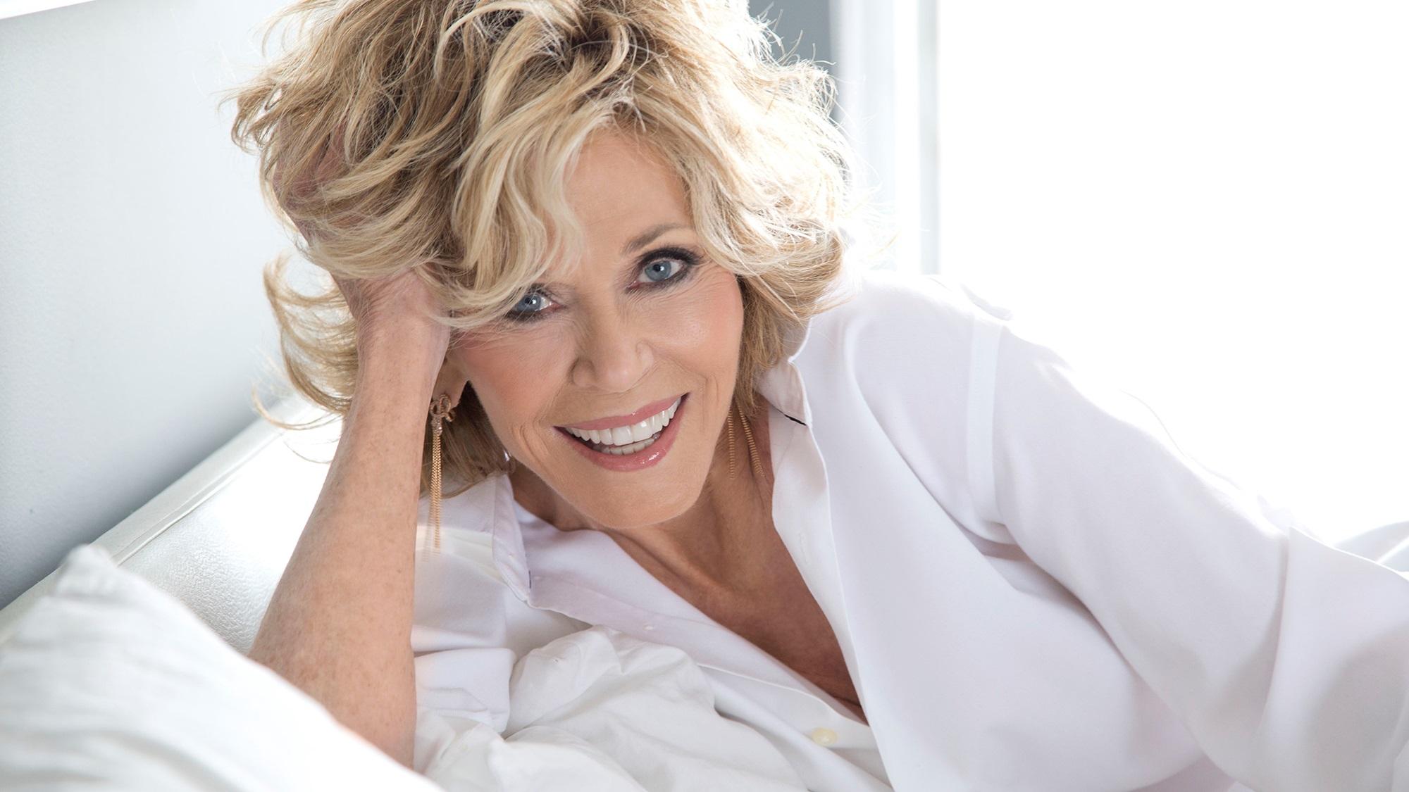 Jane Fonda en cinq actes S.-T. F.