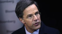 Dutch PM Rutte Expects the EU and U.S. to Agree on Trade Deal